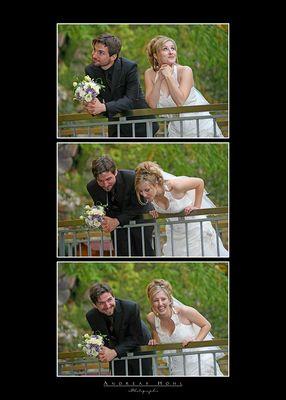 Die etwas andere Hochzeits-Serie...