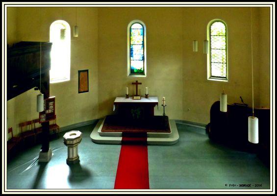 Die ev. Jakobskirche in Bad Muskau  ..