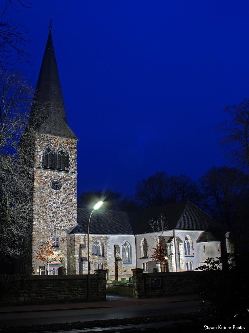 Die Ev. Kirche Kamen-Heeren