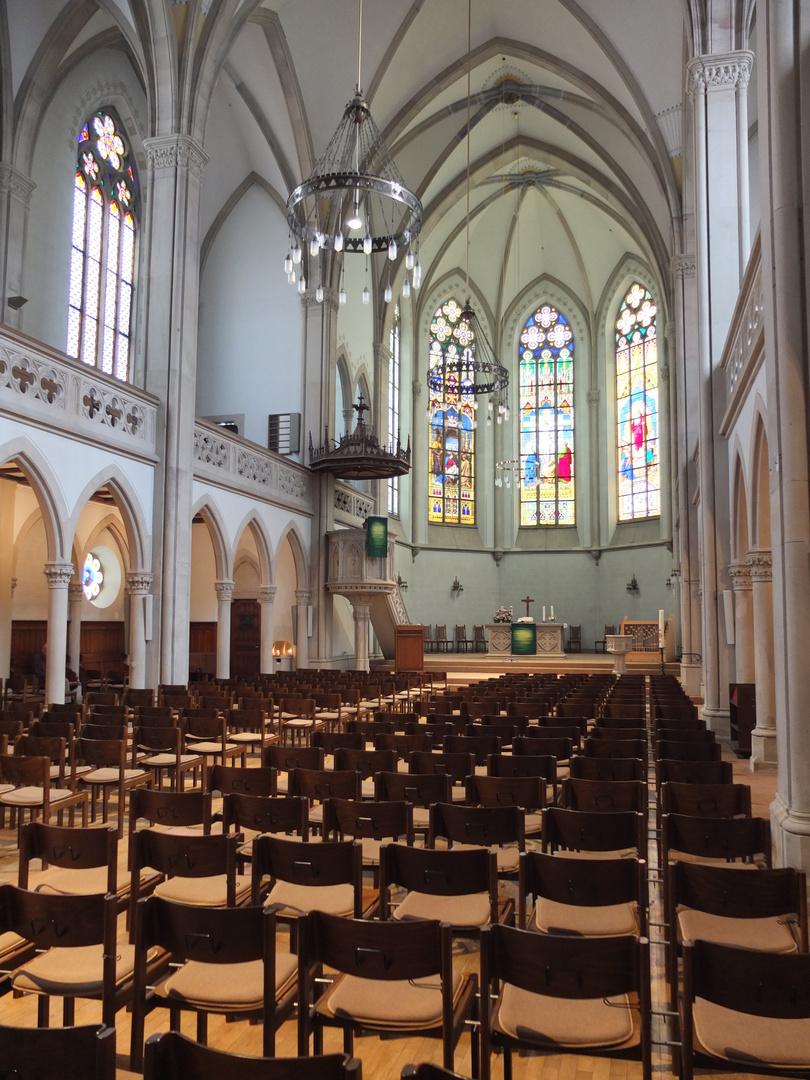 Evangelische Stadtkirche Baden-Baden