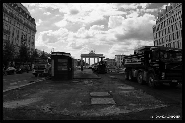 Die ewige Baustelle ... Berlin