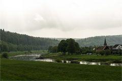 Weserradweg 2014