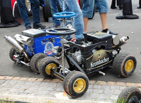 Die fahrenden Bierkisten