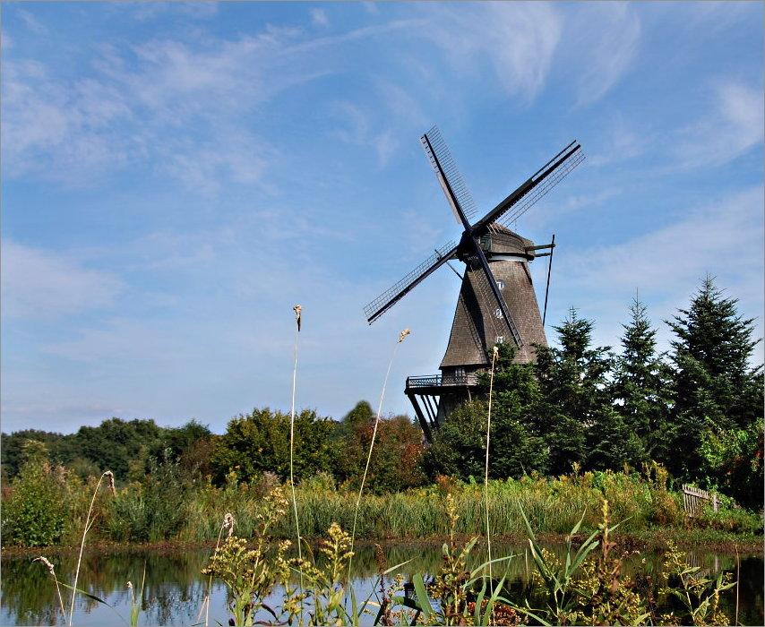 die falsche Mühle