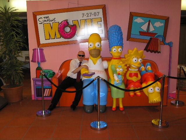 Die Familie Simpsons