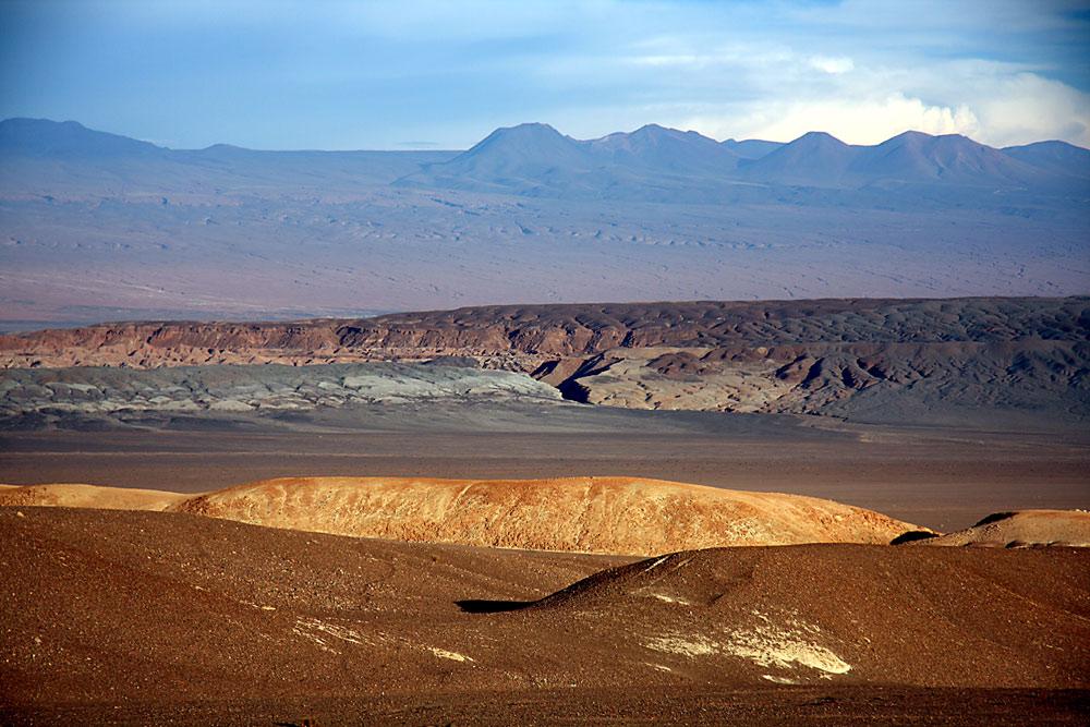 Die Farben der Atacama