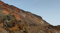 Die Farben der Lava