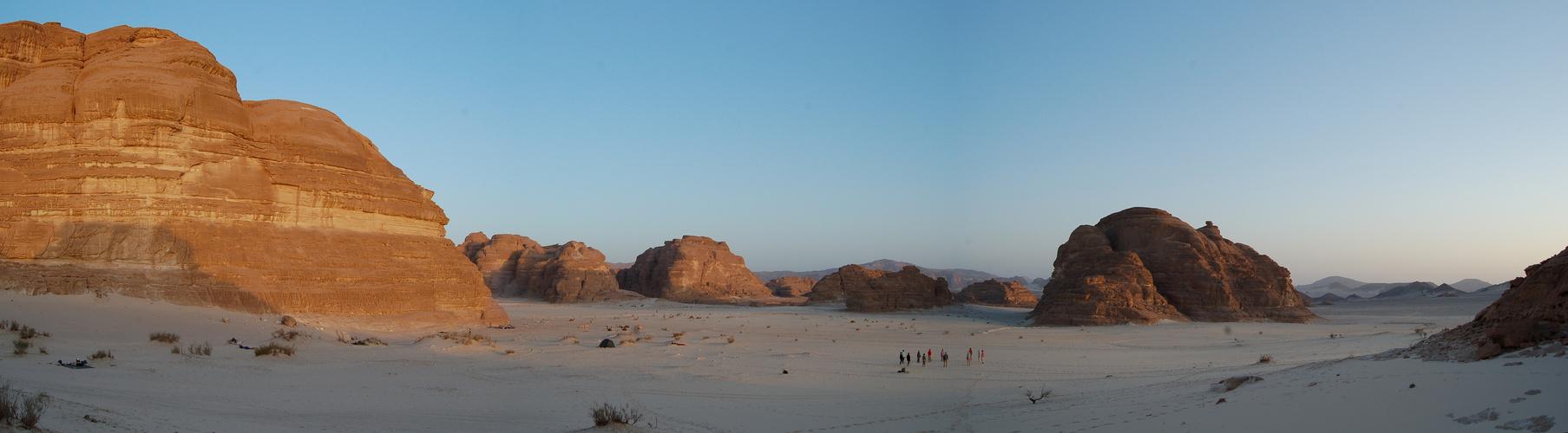 Die Farben der Wüste - Sinai P24
