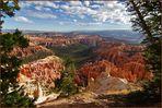 Die Farben des Bryce Canyon...