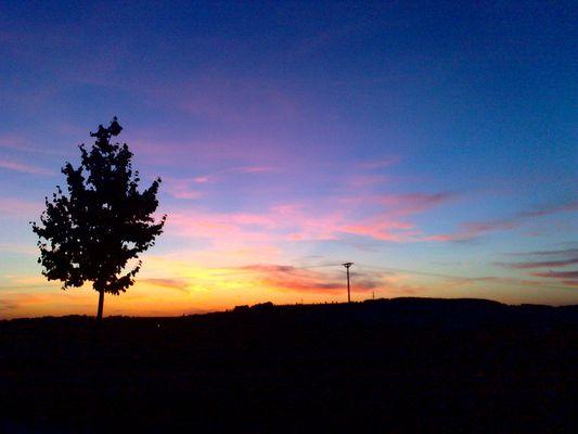 Die Farben des Himmels