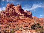 die Farben Utahs