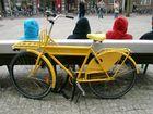 Die farbigen Henker von Amsterdam und ihr gelbes Fahrrad