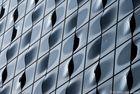 Die Fenster der Elbphilharmonie