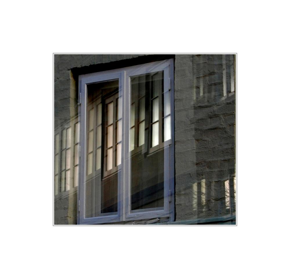 die Fenster im Fenster...