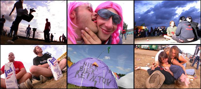 Die Festivalgeneration