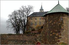 ... die Festung Akershus ...
