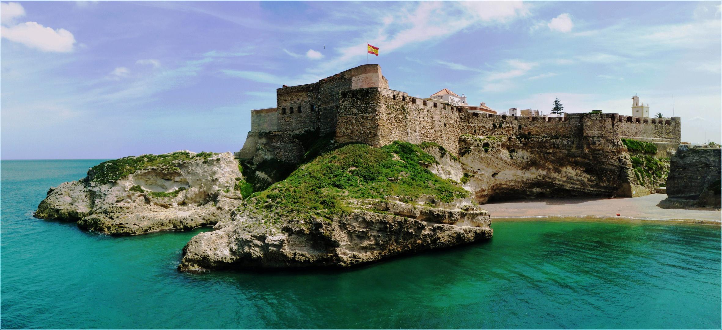 die Festung Melilla ................