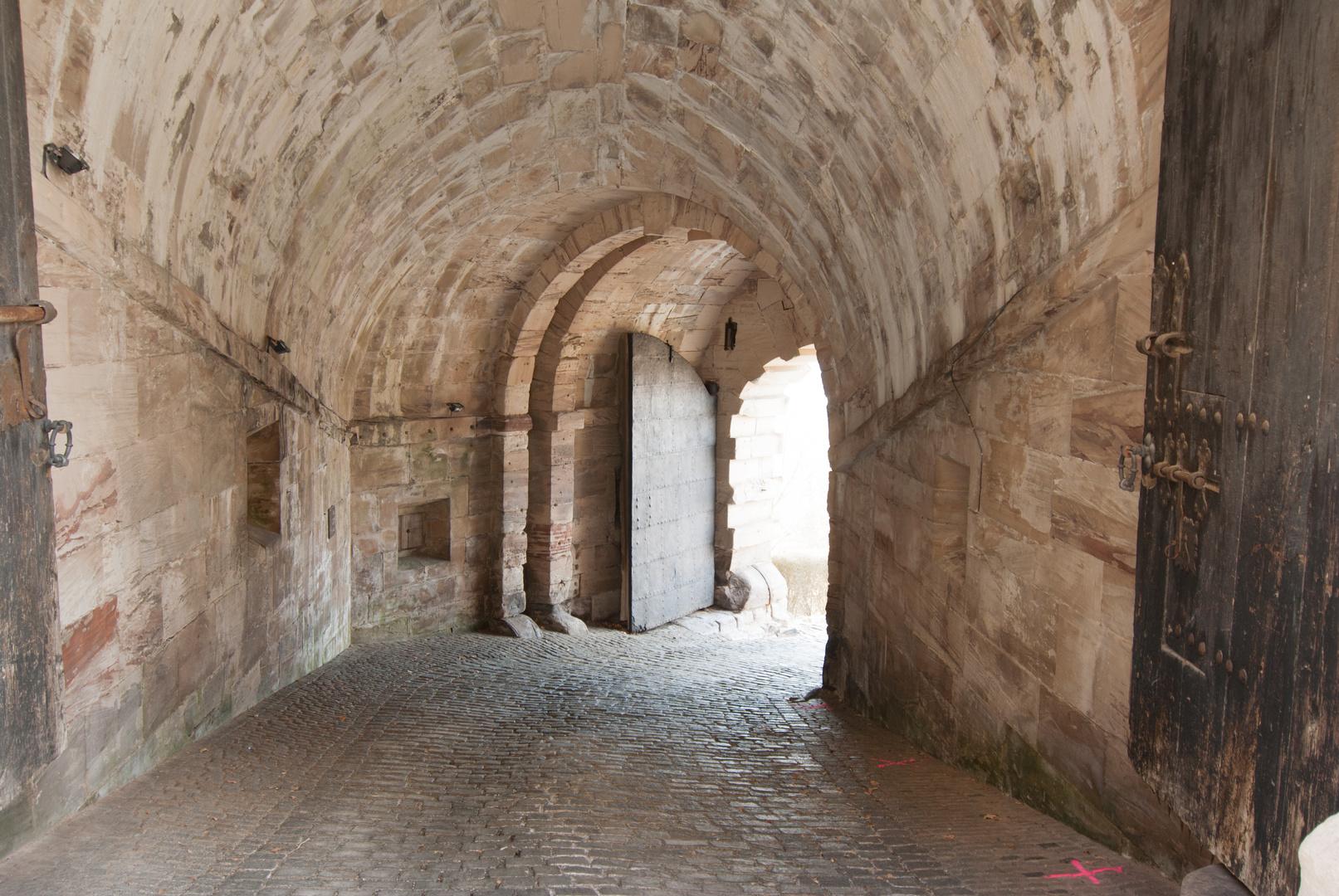 Die Festung Rosenberg