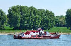 Die Feuerwehr in Duisburg