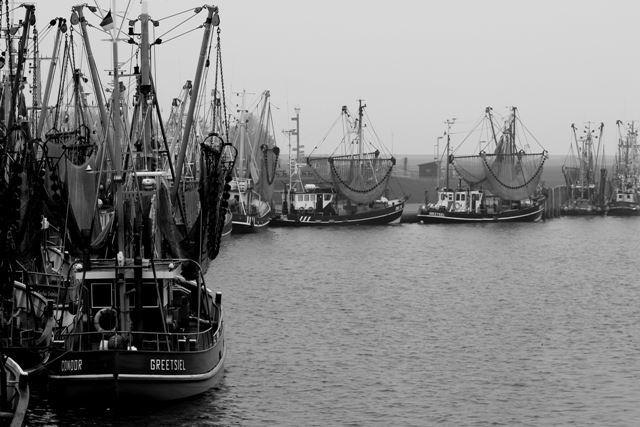 Die Fischer von Greetsiel