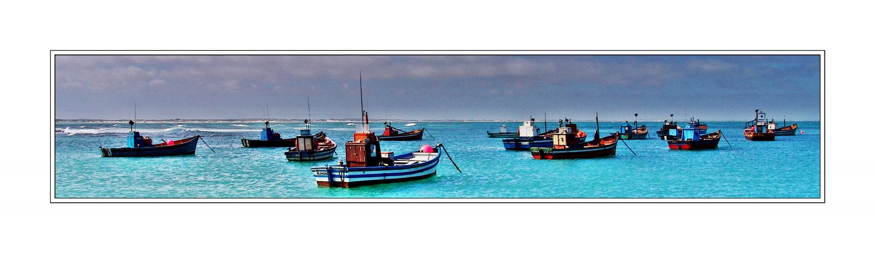 Die Fischerflotte