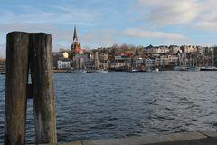 Die Flensburger Innenförde