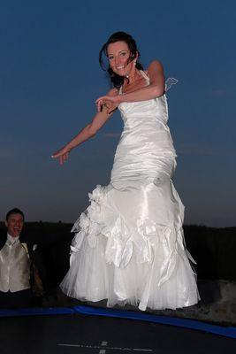 Die fliegende Braut