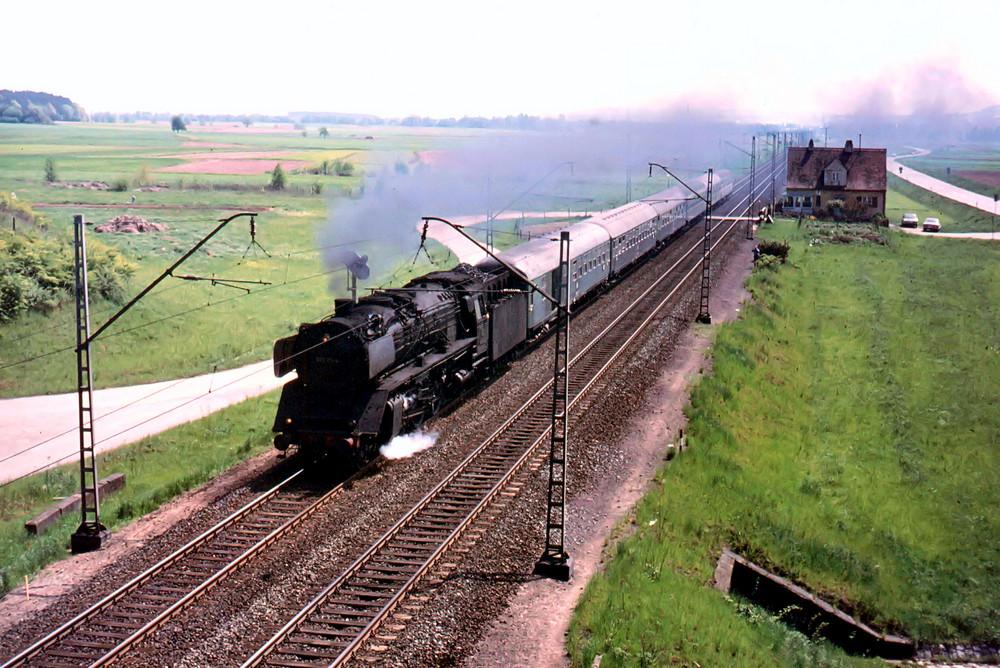 Die Frankenrollbahn
