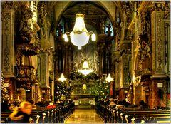 ... die Franziskanerkirche in Wien ...