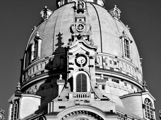 Die Frauenkirche - Detail
