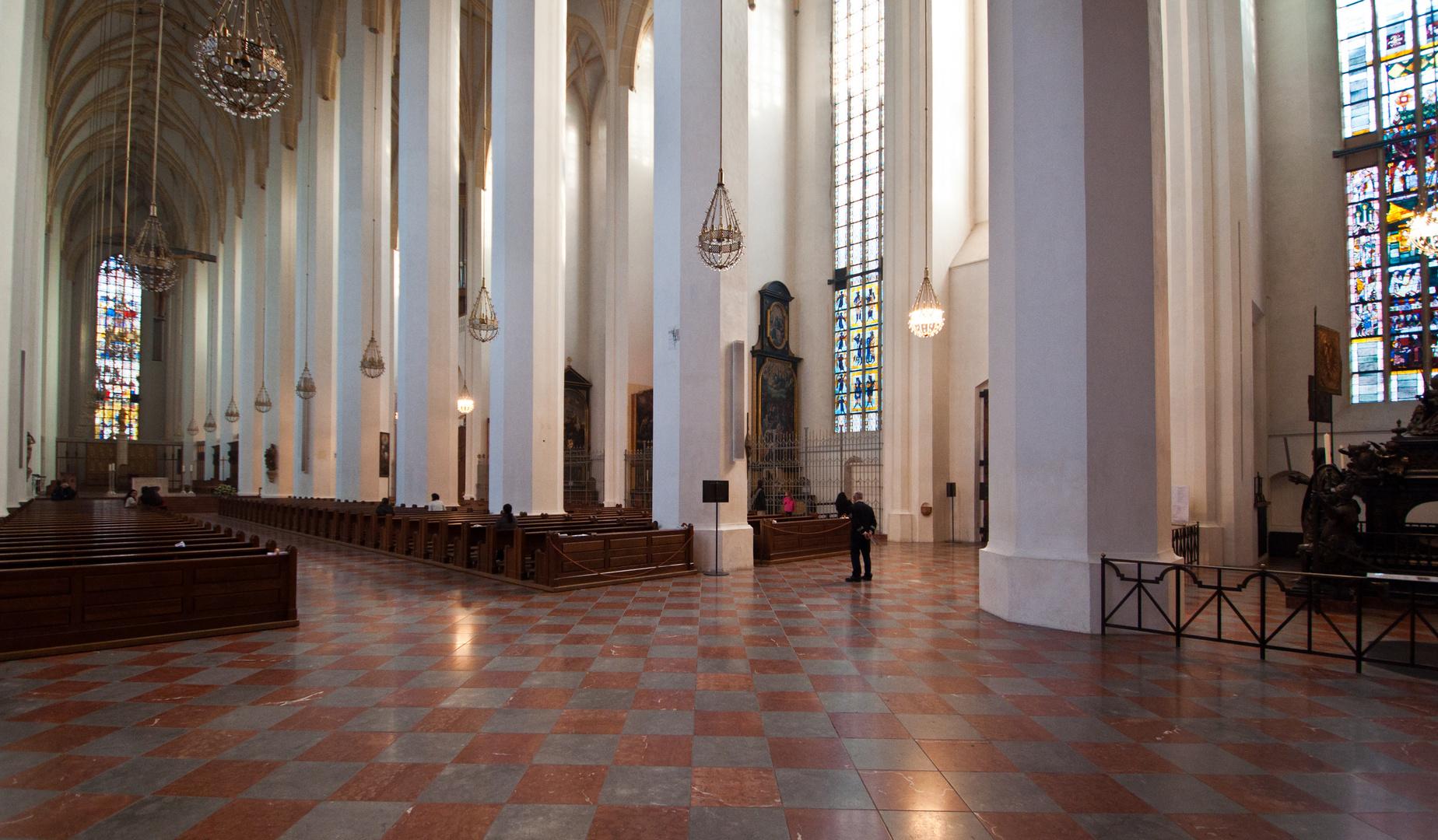 Die Frauenkirche (I)