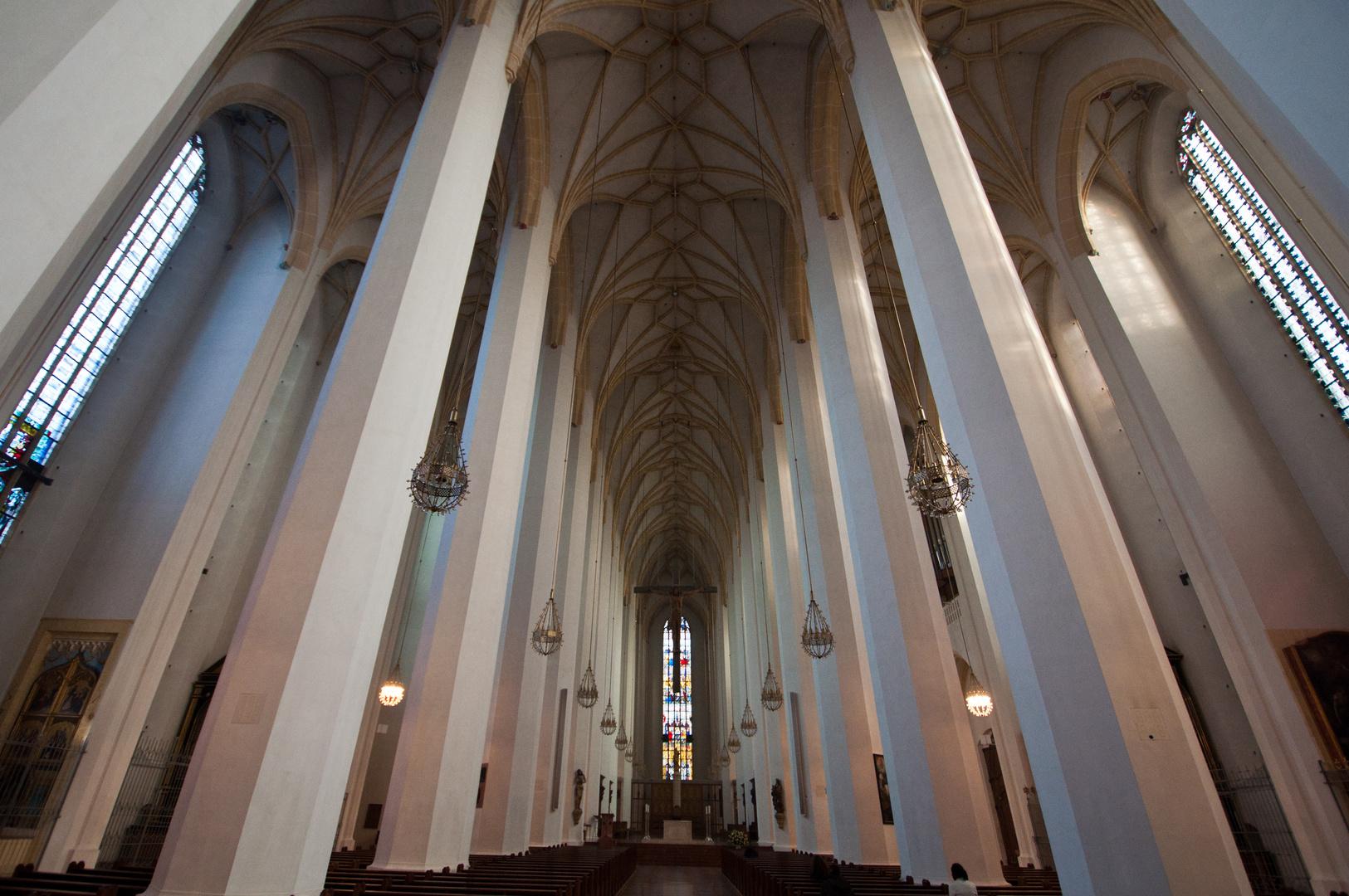 Die Frauenkirche (II)