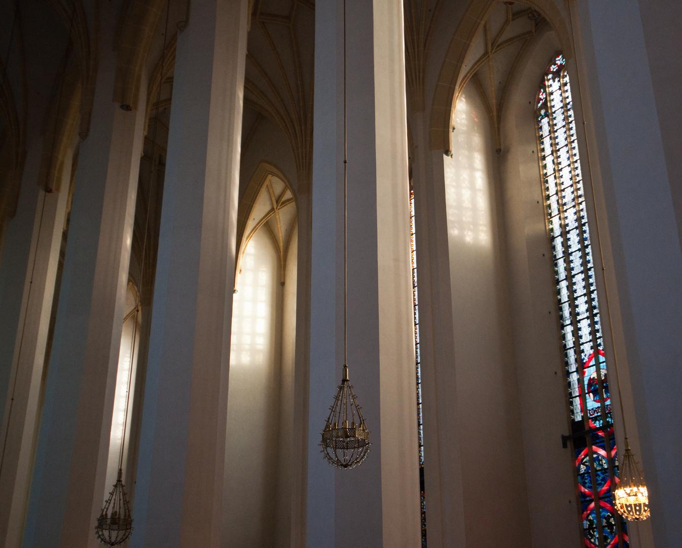 Die Frauenkirche (IV)