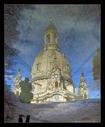 Die Frauenkirche und der Fotograf