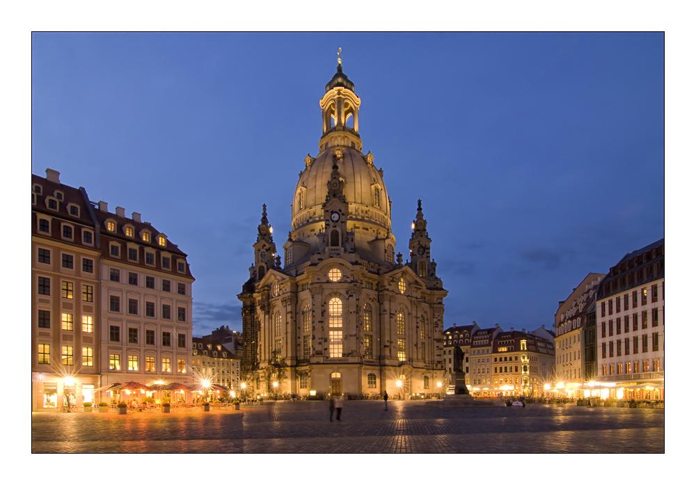 Die Frauenkirche zu Dresden