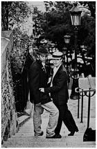 Die Fremden in Paris 1996