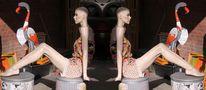Die Freude an DEM Schönen und DEN Schönen im Spiegelbild des Fotografen von picture-e GALLERY70