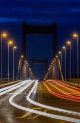 Die Friedrich-Ebert-Brücke