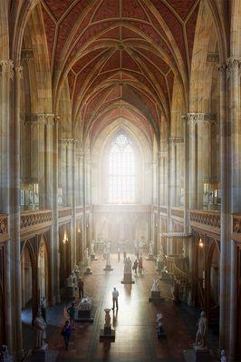 Die Friedrichwerdersche Kirche ...