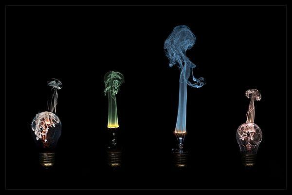 Die Galerie der getöteten Glühbirnen