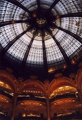 Die Galerie Lafayette