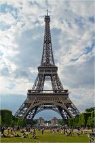 Die ganze Welt schaut auf Paris