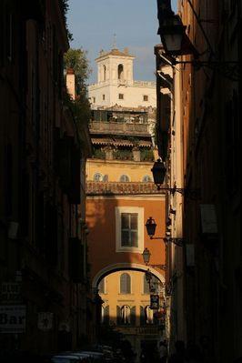 Die Gassen Roms