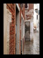 Die Gassen von Venedig