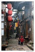 die Gassen von ZhongShan