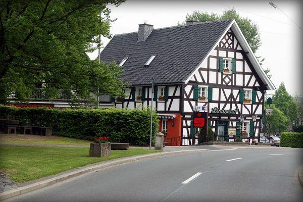 Die Gaststätte Lindenhof in Marialinden