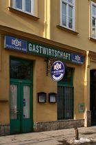 Die Gastwirtschaft Am Rilkeplatz im 4. Bezirk