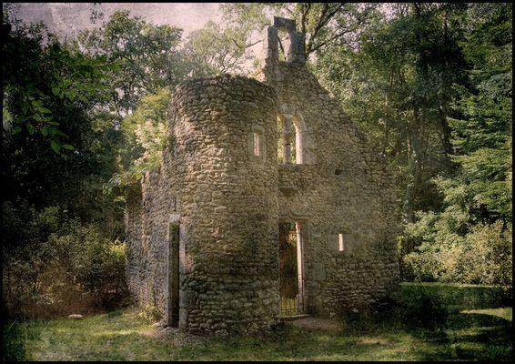 Die geheime Kapelle - La chapelle secrète