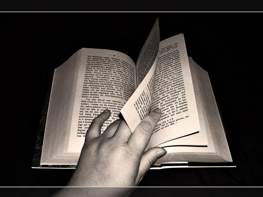 die geheime Lesestunde
