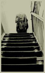 Die geheimnisvolle Treppe (Gedicht)